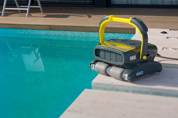 Your pool cleaner is technology