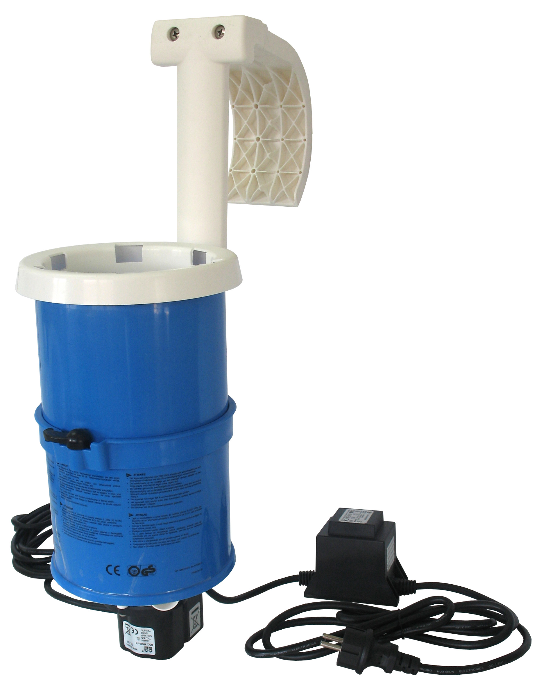 Skimfilter flow 4 m3 h astralpool for Self sustaining pool