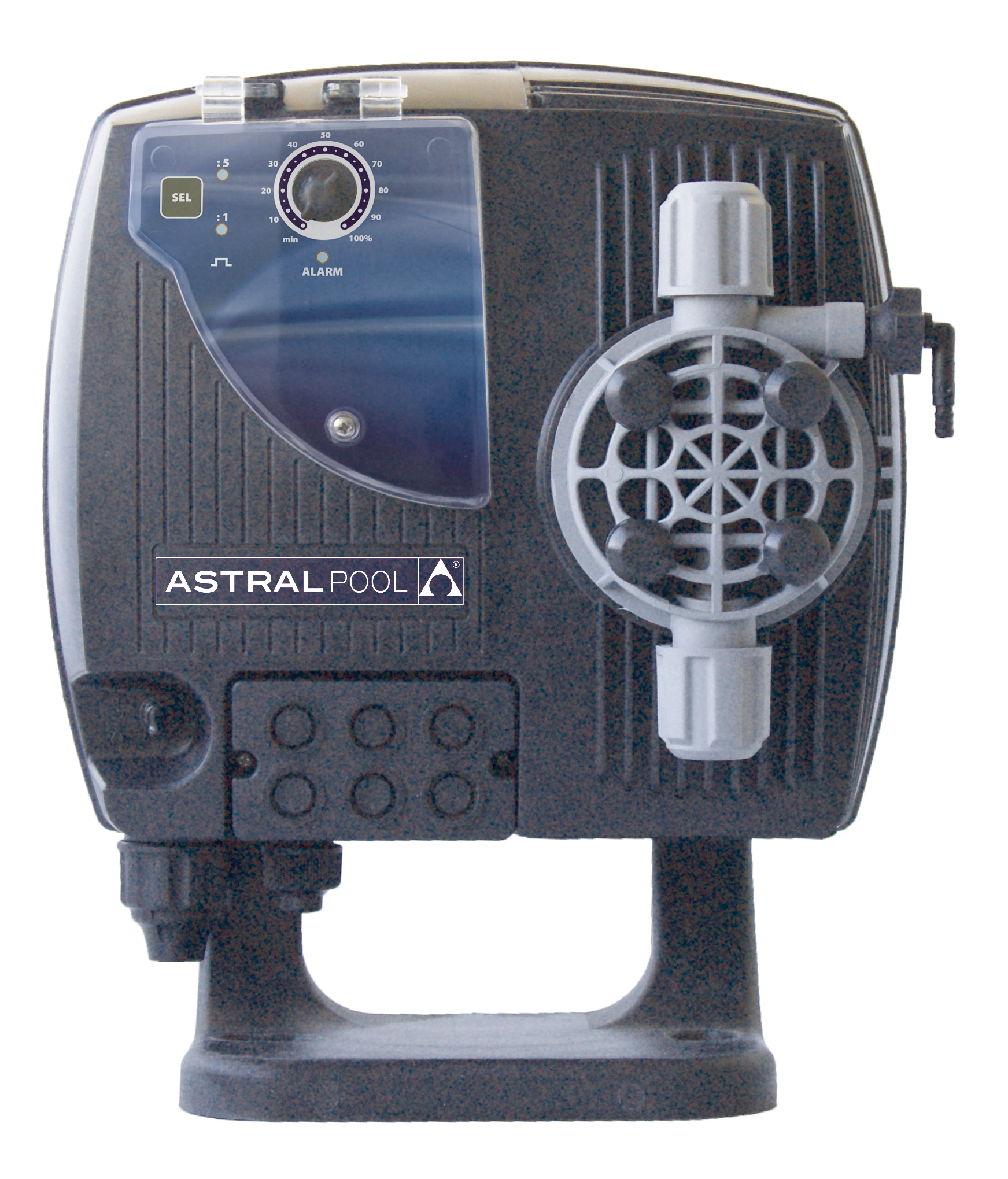 Type b. Manually adjustable from 5-10 bar and 2-5 l/h | astralpool.